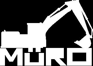 MüRo Haus und Bautechnik Logo weiss